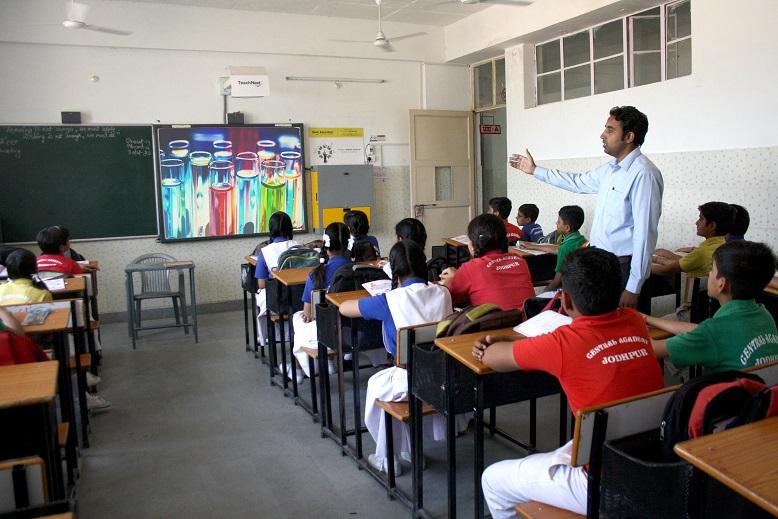 Middle school in jodhpur 3